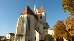 Eggenburg - kostel sv. Štěpána