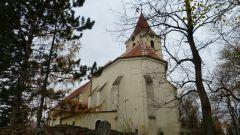 Pfaffendorf - kostel sv. Jiří