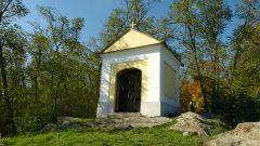 Eggenburg - Vitusberg - kaplička