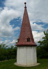 Galgenberg - věžička z kostela