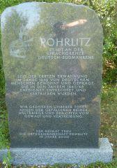 Památník Pohořelic na Kreuzbergu