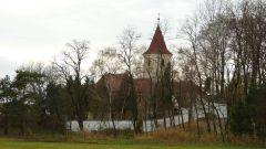 Peigarten - kostel sv. Radegundy