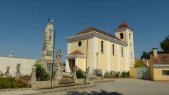 Steinebrunn - kostel