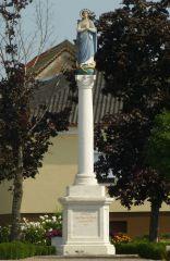 Wildendürnbach - Mariánský sloup