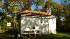 Eggenburg - Kalvarienberg - Boží hrob