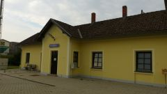Bernhardsthal - nádraží