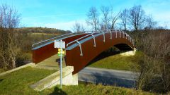 Römerbrücke u Au