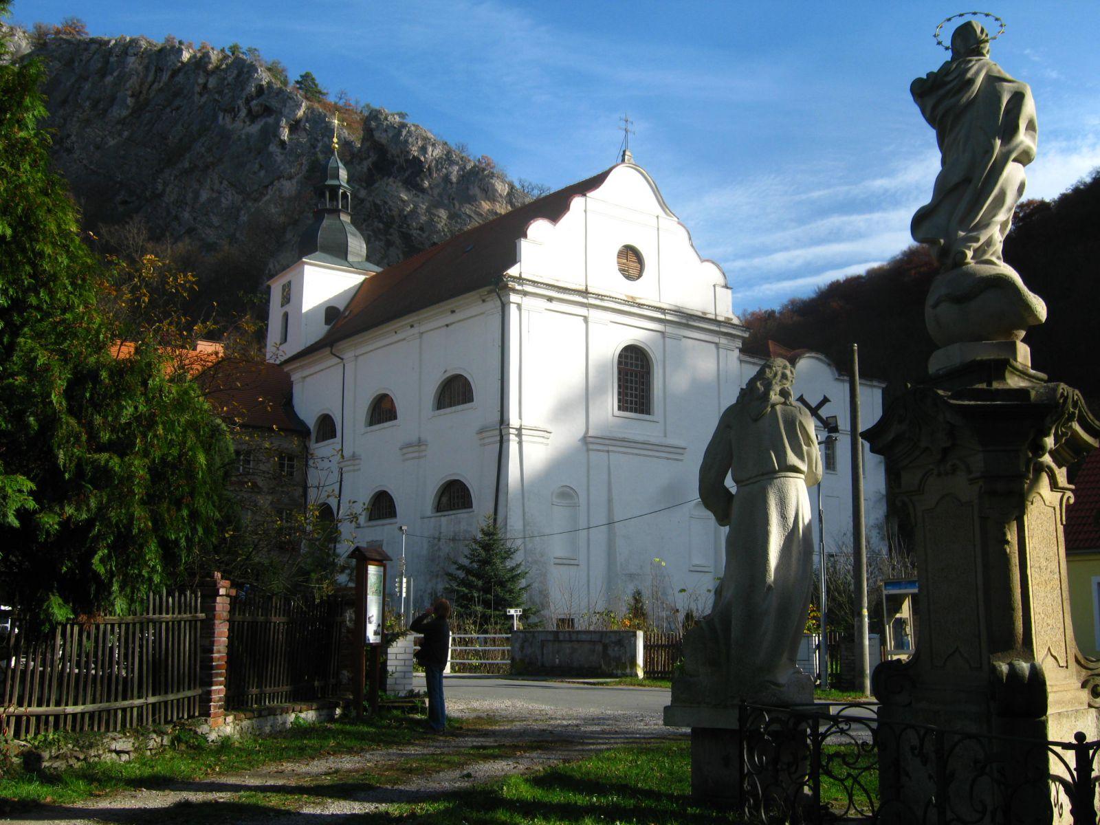 Svaty Jan Pod Skalou