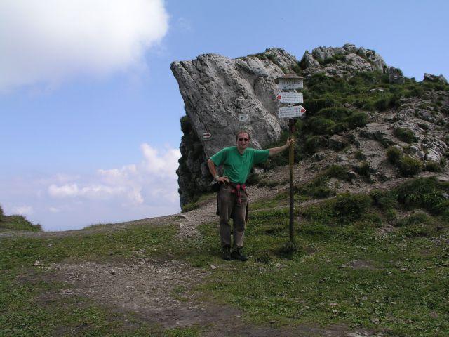 04 08 04 11.51.24 Na vrcholku Velkého Choče