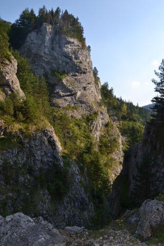 13 07 29 17.05.26 Prosiecká dolina - pohled shora