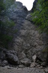13 07 29 16.12.12 Vodopád Červené Piesky - teď vyschlý