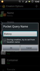 Tvoření PQ   upravený název