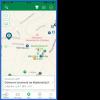 Labky na mapě oficiální aplikace