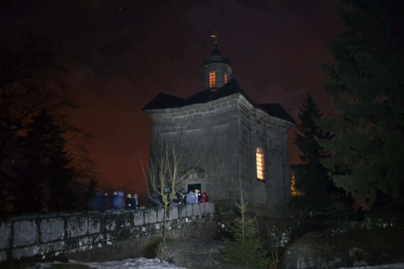 13 12 23 23.51.07 Kaple panny Marie Sněžné na Hvězdě