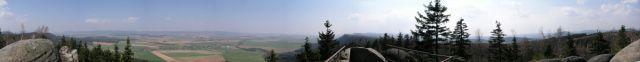 05 04 24 13.25.42 Výhled Ze Supího hnízda   panorama 1 (S) panorama