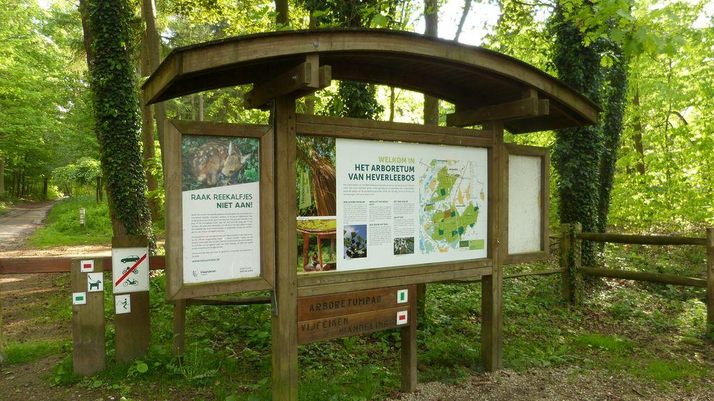 Arboretum Heverleebos