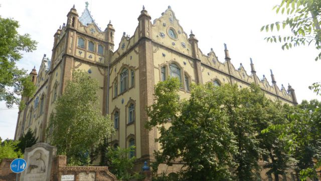 Budapešť - geologický institut