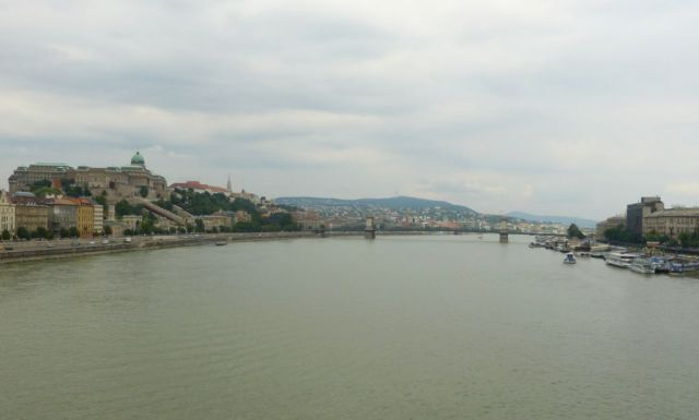 Budapešť - Dunaj