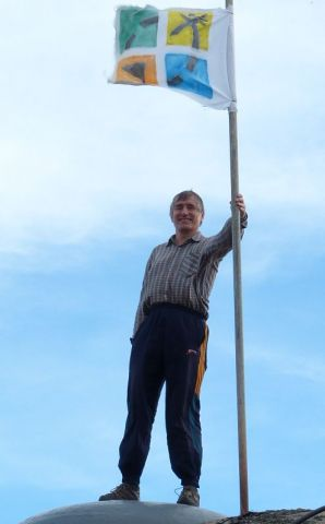 Vlajka GC