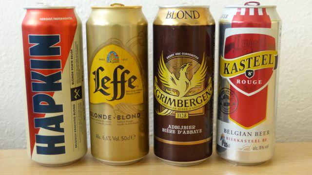 Belgie - pivo