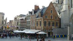 Lovaň - Grote Markt