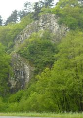 L'anticlinal de Wavreille