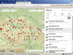 Kesky Na Mapy Cz Obecne Geocaching Cz