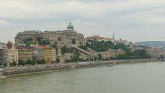 Budapešť - hradní vrch