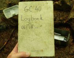 GC40 - logbook