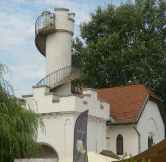 Budapešť - strážní věž