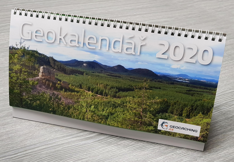 Dlouho očekávaný GEOkalendář 2020 je tu